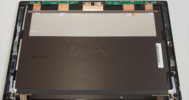 Displaytausch an neuem VAIO SX 14 Notebook