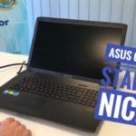 ASUS GL752VW startet nicht