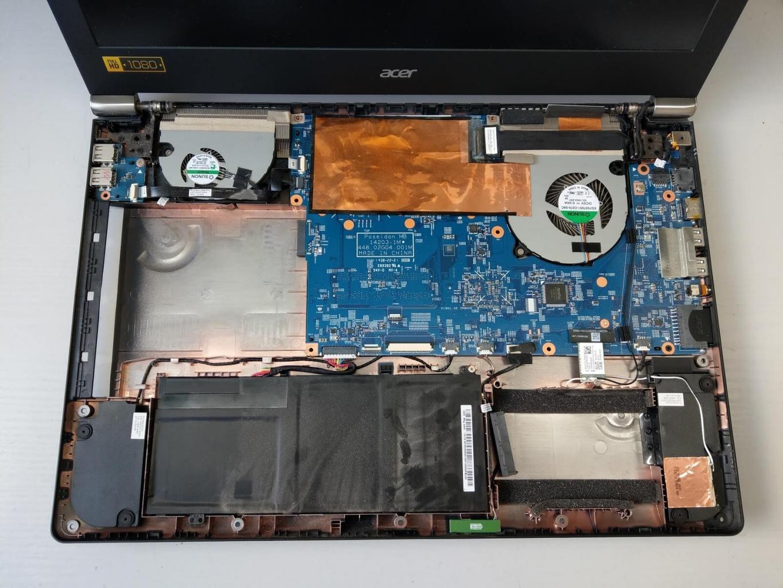 Acer Aspire V17 Nitro VN7-791G zerlegen