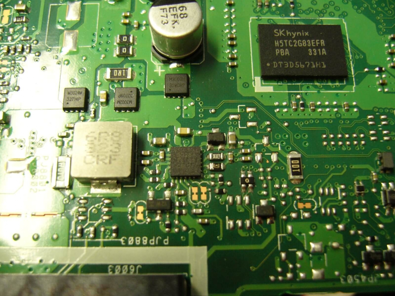 BQ24725A defekt ASUS FC550C