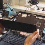 Displaytausch-Slim-Display-Lenovo-X300