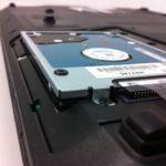 Acer Aspire 7745G zweite Festplatte