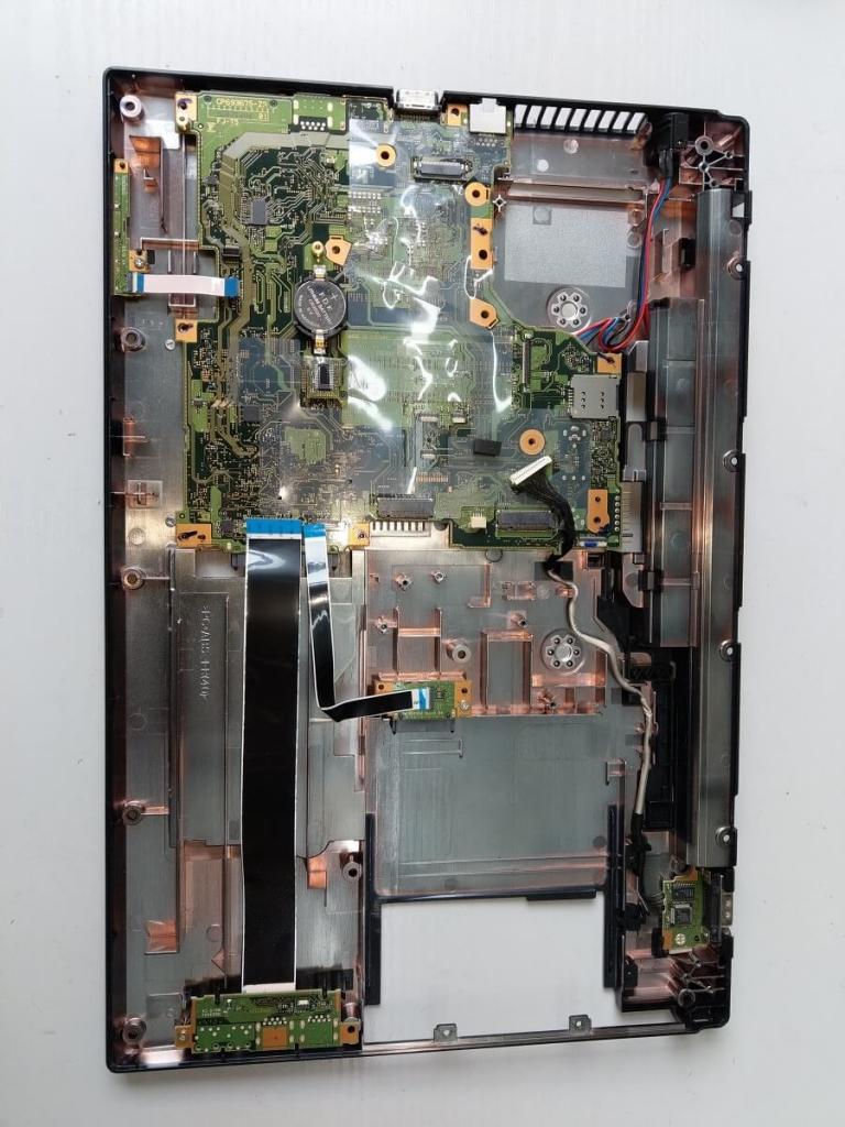 Fujitsu Lifebook E556 zerlegen