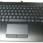 Die Notebook-Tastatur Variante C: Notebook-Tastatur und Notebook-Top-Case bilden eine komplette Baueinheit.