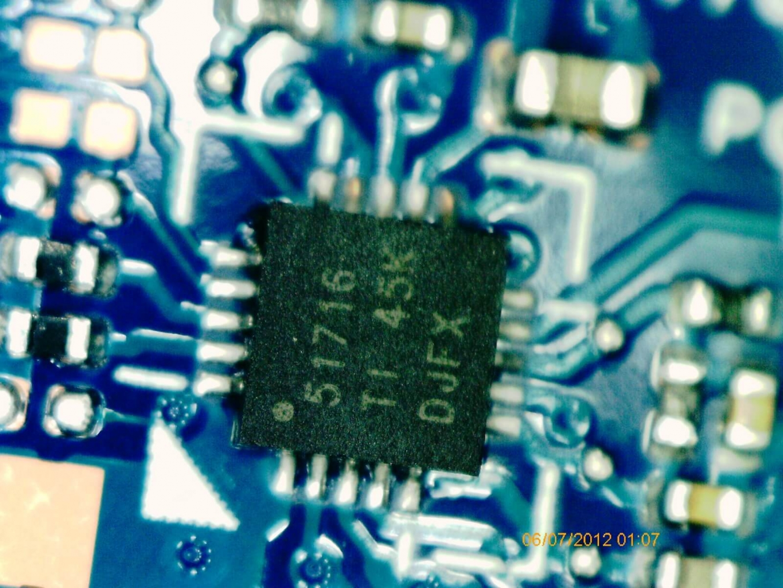 RAM Spannungswandler des Acer Aspire Nitro VN7-791G