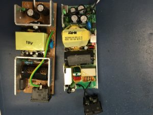 VGP-AC19V26 FAKE Nezteil VS original Netzteil