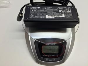 VGP-AC19V26 Sony Netzteil Gewicht Original Netzteil