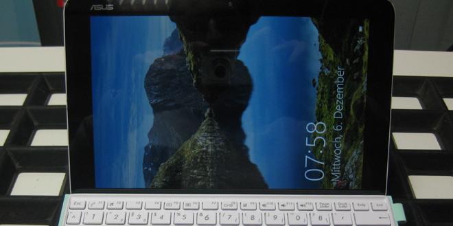 Display Reparatur Tablet