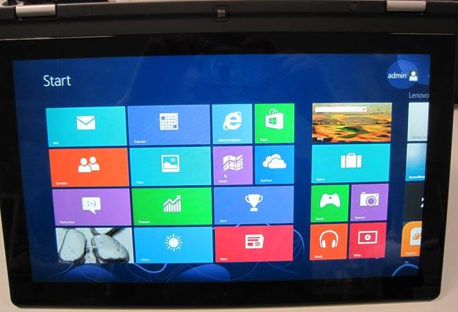 Das Display ist wieder herrlich leichtgängig und das Yoga 13 erhält die uneingeschränkte Freigabe zur Rücksendung an den Kunden.