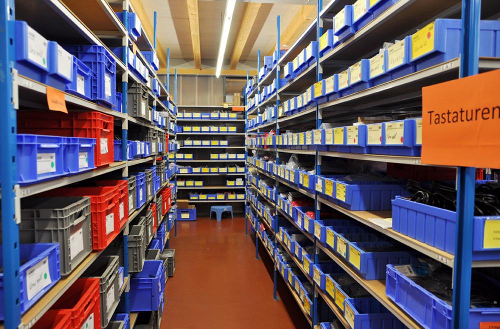 Notebook-Doktor Ersatzteillager in Seelbach