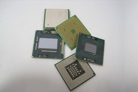Notebook CPUs