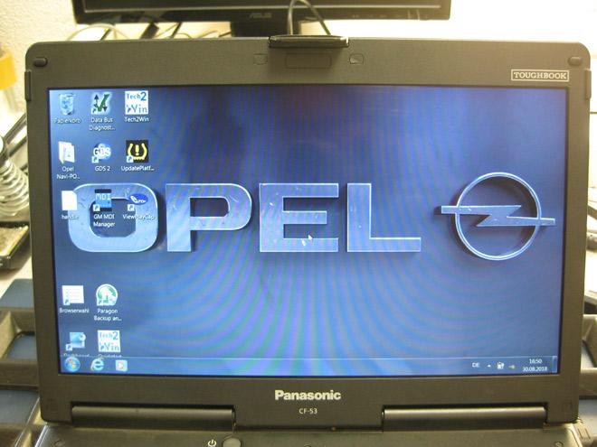 Die Notebook Display Reparatur ist gelungen. Das Ersatzdisplay funktioniert anstandslos.