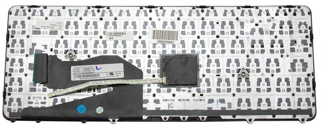 Hintergrundbeleucuhtung aufrüsten Notebook-Tastatur mit Hintergrundbeleuchtung