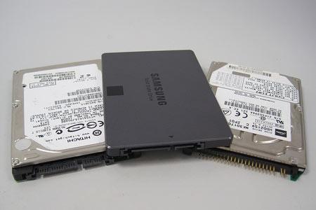 SSD - Festplatten